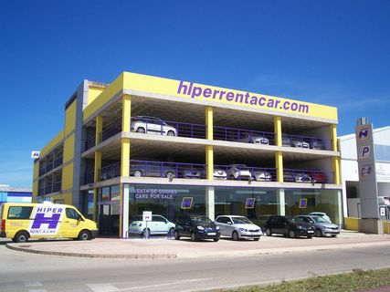 Hiper Rent a Car - Menorca