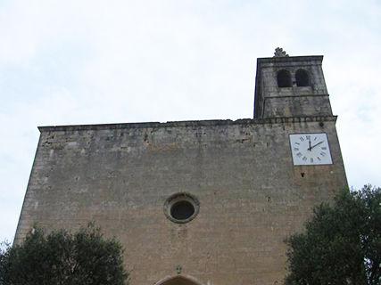 Iglesia Sant Pere (Búger)