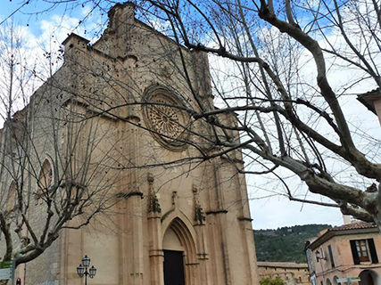 Iglesia de Esporles (Sant Pere)