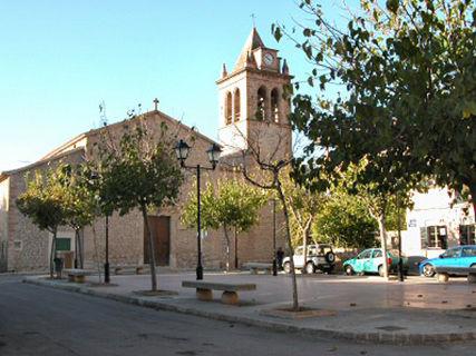 Iglesia del Sant Crist de s'Arracó