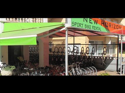 New Horizon Sport Bike Rental