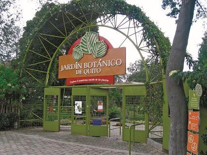 Jard n bot nico en quito ecuador con clasificaciones y for Restaurante jardin botanico