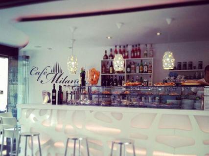 Café Milano (cafetería, bar)