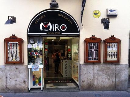 Relojería Pedro Miró