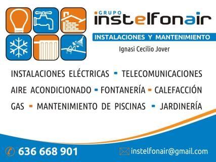 Instelfonair Instalaciones