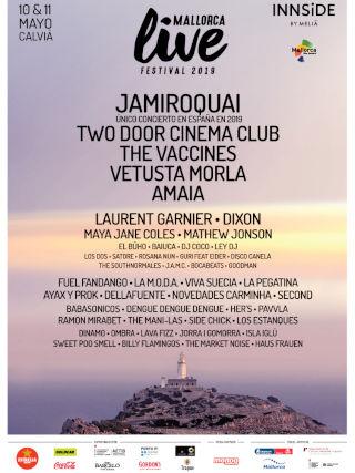 Mallorca Live Festival 2019
