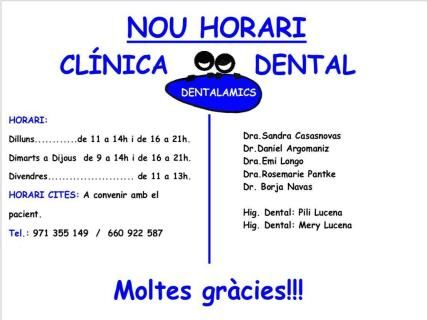 Clínica Dental Dentalamics