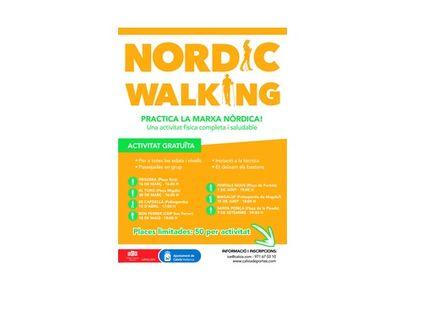 Nordic Walking 2019 en Son Ferrer