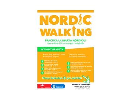 Nordic Walking 2019 en Portals Nous