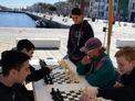 Juega al ajedrez cada sábado en el Puerto de Ibiza