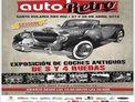Primer auto retro, exposición de coches antiguos en Ibiza
