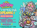 Elrow Ibiza opening party en Amnesia