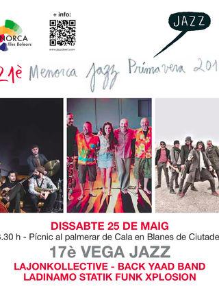 21e Menorca Jazz- Primavera 2019