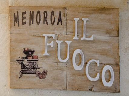 Il Fuoco Menorca