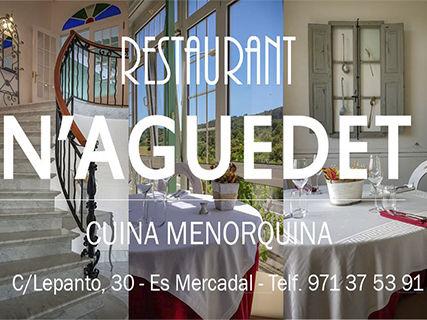 Restaurante Ca N´Aguedet