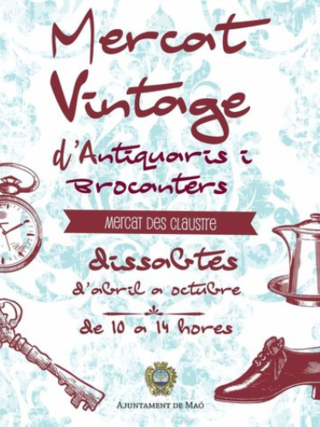 Antiquaris i brocanters