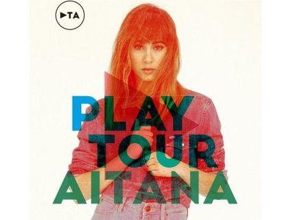 Aitana con su gira 'Play Tour' 2019