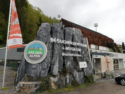 UNESCO Geopark Ore of the Alps Visitor Center