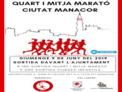 Cuarto y Media Maratón Ciudad de Manacor 2019