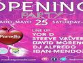 Opening Party en Es Paradís Ibiza