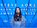 Neon Future III by Steve Aoki
