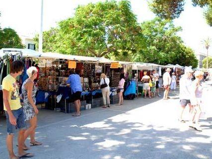 Mercado ambulante, Mahón