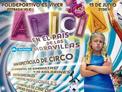 Alicia en el país de las maravillas: Circo Es Viver Ibiza