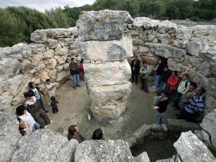Jornada de puertas abiertas en el Museo Arqueológico de Son Fornés