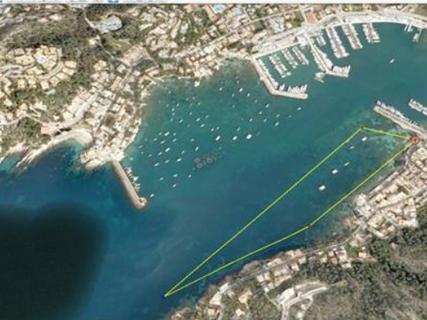 1ª Copa balear aguas abiertas en el Puerto de Andratx