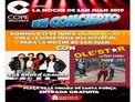 Concert for the night of San Juan 2019