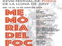XXVIII Festival de la Poesía de La Luna de Junio