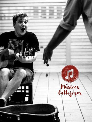 Musicos Callejeros San Luis.