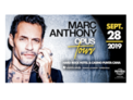 "Mark Antony con su ""Opus Tour"" (28/09)"