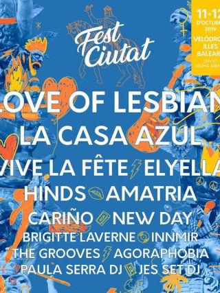 Llega la primera edición del Fest Ciutat
