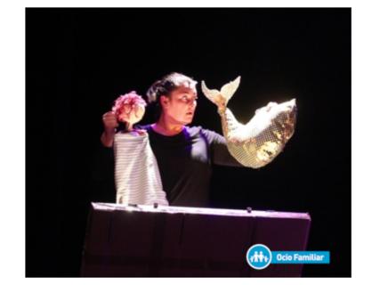 "Cia. TIL teatre presenta ""Sirena Fissura"""