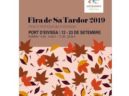 Feria de Otoño 2019: El puerto de Ibiza se llena de artesanía