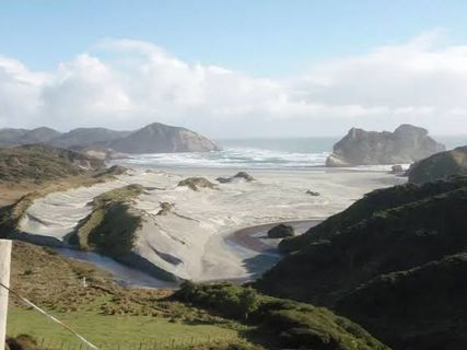 Cape Farewell & Wharariki Beach