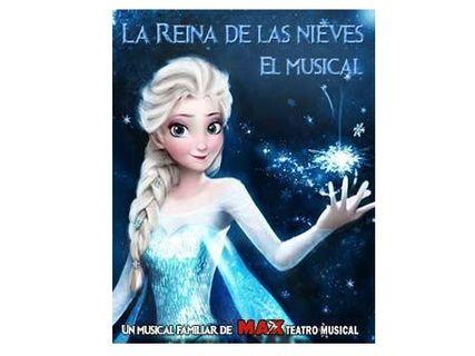 Musical infantil 'La Reina de las Nieves'