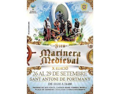 X Feria Marinera Medieval