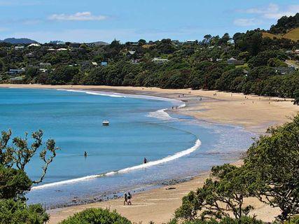 Sommet de la butte entre Mangonui et Coopers Beach