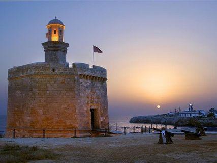 Burgturm von Sant Nicolau