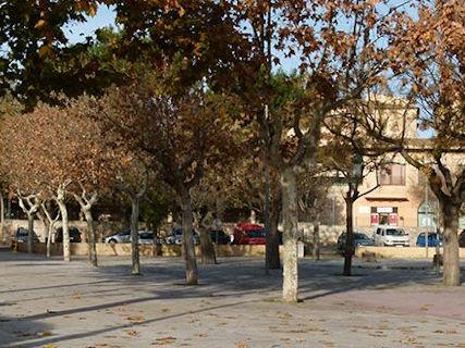 Plaza Es Fossar