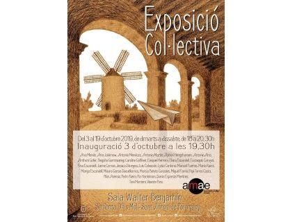 Exposición colectiva de la AMAE en Sa Punta des Molí