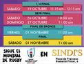 Mundial de Rugby en Sindi's Pub