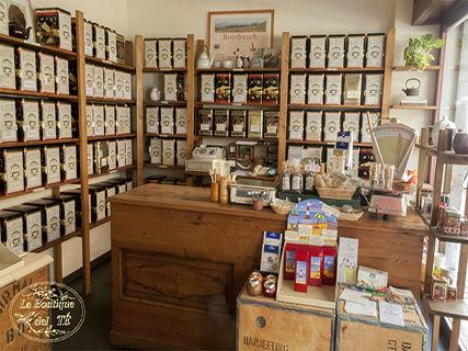 La boutique del Té