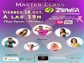 Octubre Rosa-Master Class Zumba