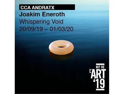 Joakim Eneroth expone en el CCA Andratx