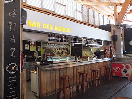 Mercat Inca - Bar Des Mercat