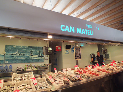 Mercat Inca - Peix Can Mateu