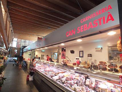 Mercat Inca - Carnisseria Can Sebastià